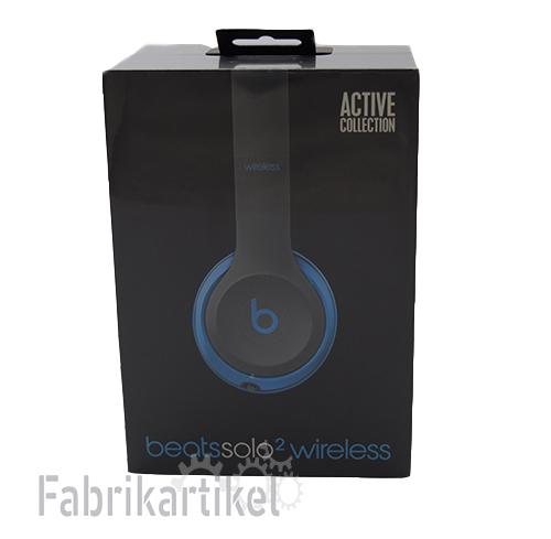 Beats by dr. Dre solo 2 blue