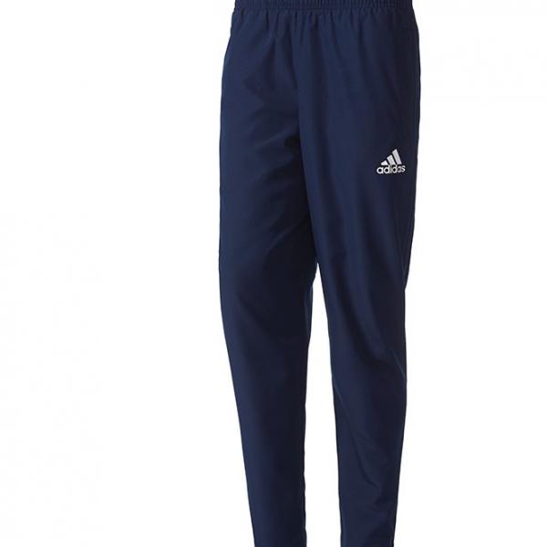 Adidas Tiro 17 Woven Hose Herren Schwarz BQ2793 L Fußballhose