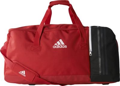03fc5802bbdd8 adidas Tasche PER TBL BS4744 Teamtasche Team Bag Größe L Rot Schwarz  Sporttasche